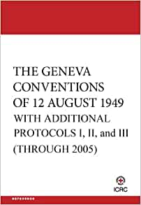 geneva convention of 1949 With two geneva conventions revised and adopted, and the second and fourth added, in 1949 the whole set is referred to as the geneva conventions of 1949 or simply the geneva conventions usually only the geneva conventions of 1949 are referred to as first, second, third or fourth geneva convention.