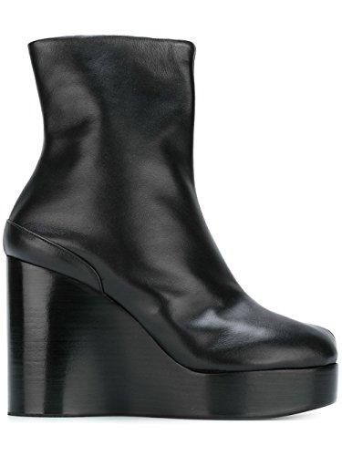 maison-margiela-womens-38wu325y0087900-black-leather-ankle-boots