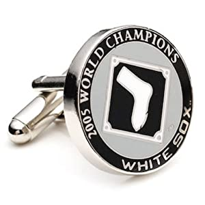 MLB 2005 Commemorative White Sox Cufflinks by JR Sports