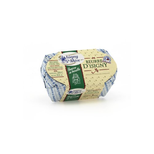 French Isigny Butter, Salted - 8.8 Oz