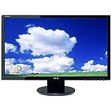 Asus VE248H 61 cm (24 Zoll) Monitor (Full HD, VGA, DVI, HDMI, 2ms Reaktionszeit) schwarz