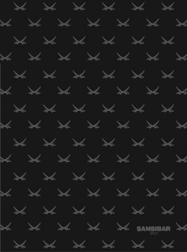 Coperta 150 x 200 cm arredo casa Sansibar divano coperta con spada immagine all over 201
