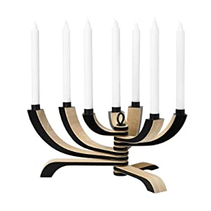Amazon.com - Design House Stockholm Nordic Light Candle Holder, 7 ...