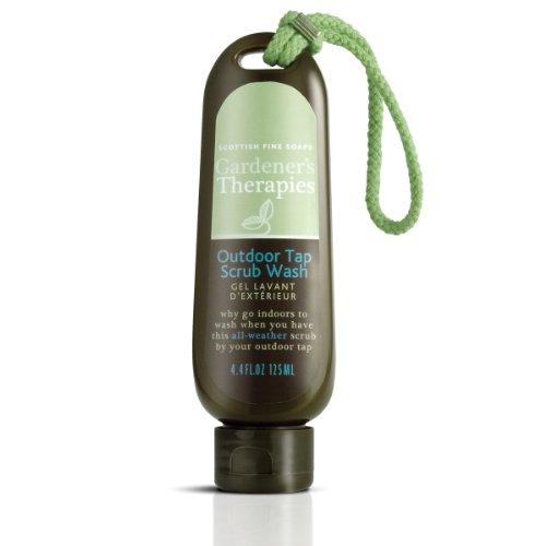 SCOTTISH FINE SOAPS ガーデンセラピー ハンドスクラブウォッシュ 125ml5016365005586