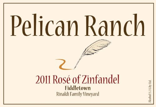 2011 Pelican Ranch Rose Of Zinfandel Fiddletown 750 Ml