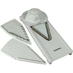 Cuisavour's Signature Mandoline Slicer - Professional Vegetable Slicer with 3 Blades... by Cuisavour