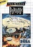 Populous - Master Sytstem - PAL