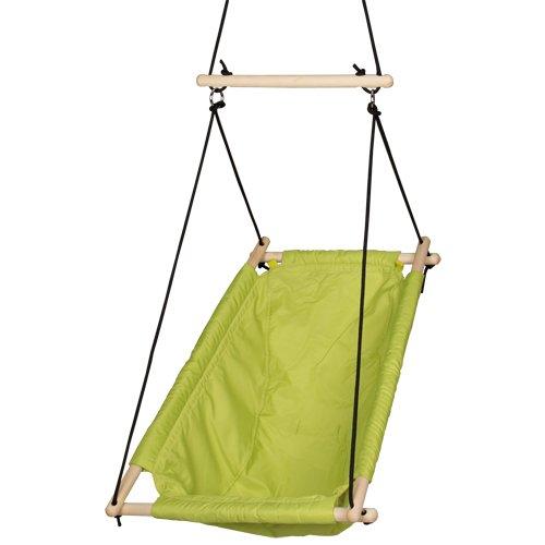 roba h ngesitz baby kinderschaukel gr n h ngeschaukel verstellbar v 26026 g roba. Black Bedroom Furniture Sets. Home Design Ideas