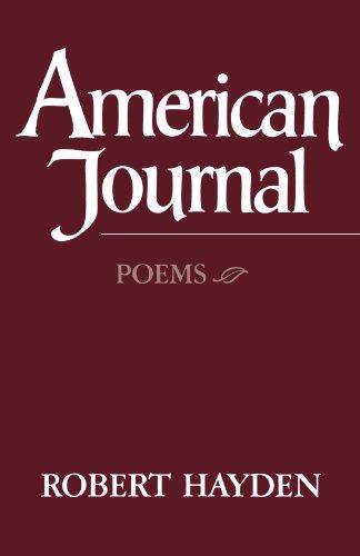 American Journal: Poems