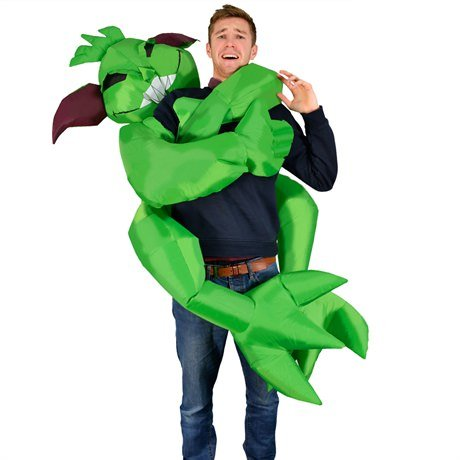 Inflatable Gremlin Costume