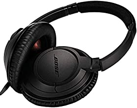 Bose SoundTrue Headphones Around-Ear Style, Black (Discontinued by Manufacturer)