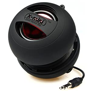 X-Mi X Mini II 2nd Generation Capsule iPhone / iPad / iPod / MP3 / Laptop Speaker