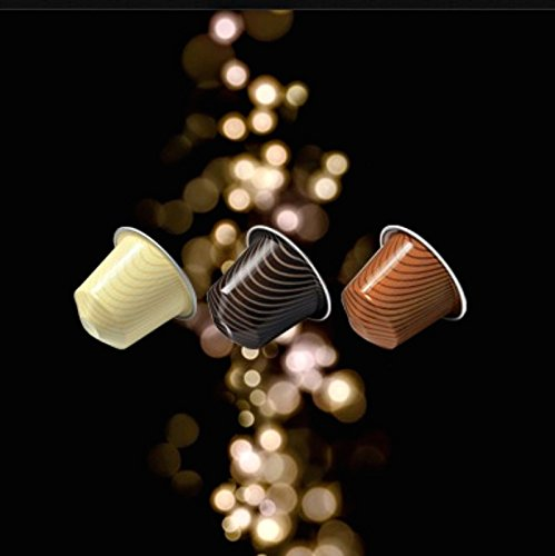 Nespresso ~Limited Edition~ Caramelito Caramel Ciocattino Chocolate Vanilio Vanilla (30) Capsules Pods Coffee