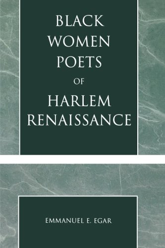Black Women Poets of Harlem Renaissance
