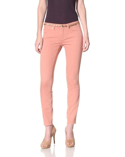 Henry & Belle Women's Ideal Ankle Skinny Jean  - French Rose