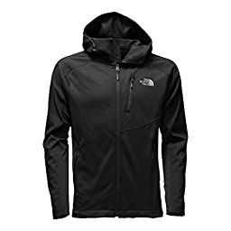 The North Face Men\'s Tenacious Hybrid Hoodie TNF Black/TNF Black Medium
