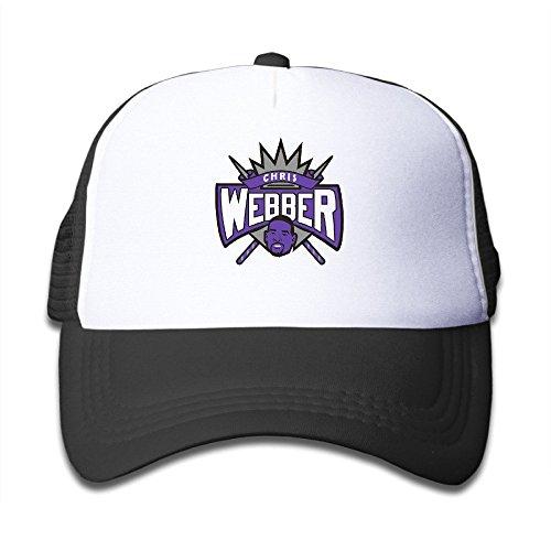 Chris Webber Kid's,Childrens Fashion Baseball Hat (Webber Bullets Jersey compare prices)