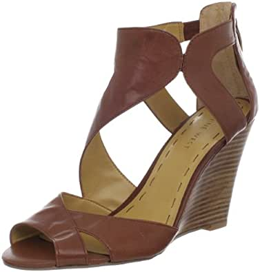 Amazon.com: Nine West Women's Missfitz Wedge Sandal: Shoes