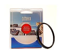 Omax 67mm Multi-Coated UV Filter for Nikon 18-140mm lens Nikon D7000 D7100 D7200 D5500