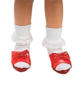Rubie's Dorothy Child Shoes Fancy Dress