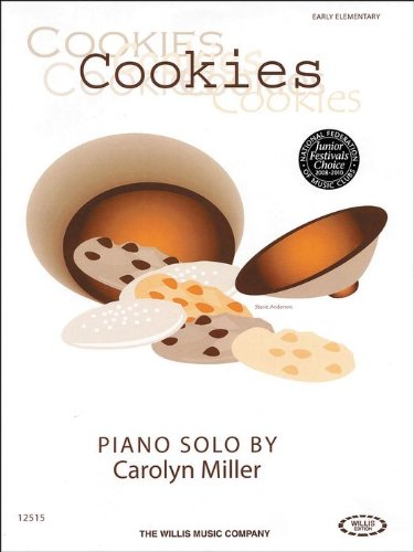 Willis Music Cookies Early Elementary Piano Solo
