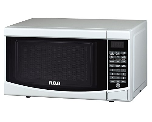 RCA RMW733-WHITE Microwave, 0.7 cu. ft., White (Small Compact Microwave Oven compare prices)