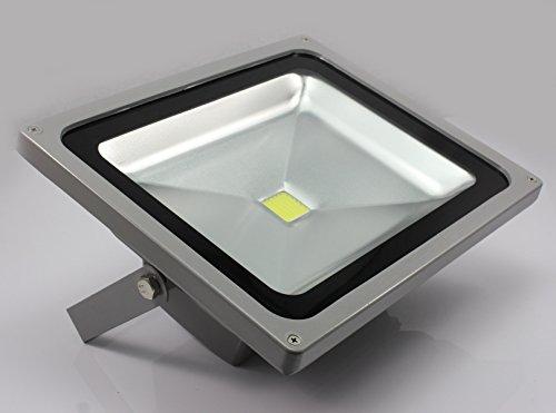 Generic 50W Led Flood Light Outdoor Pir Ip65 Floodlight 12V 240V Wash Lamp Natural White