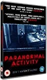 PARANORMAL ACTIVITY (USED) - DVD