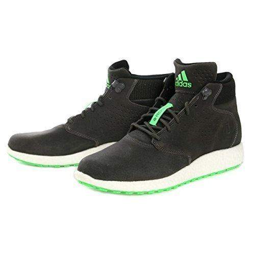 ADIDAS D ROSA LAKESHORE SPINTA HI Grigio Da Uomo Scarpe Sportive Verdi scarpe C77493 - UK 7.5 / EUR 41 1/3 / US 8