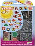 Kellys Crafts Kidz Sparkle Suncatcher Activity Kit: Fun Animal 18-Pack