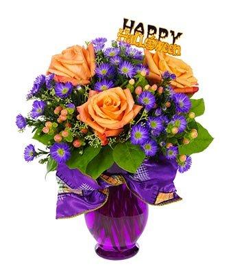 Flowers – Happy Halloween Bouquet