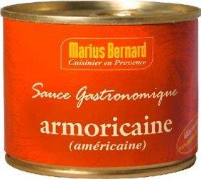 French Armorican Sauce Marius Bernard-Sauce Armoricaine - 7,05 Oz