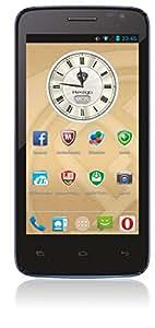 Prestigio PAP3501DUOBLUE Smartphone Android 4.2 Jelly Bean 4 Go Bleu