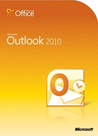 Microsoft Outlook 2010 - 1PC/1User [Download]