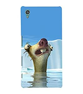printtech Disney Ice Age Back Case Cover for Sony Xperia Z5::Sony Xperia Z5 Dual
