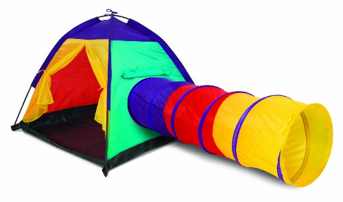 Traditional Garden Games Adventure Tent
