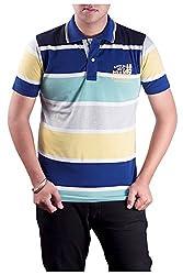 Protex Men's Cotton Polo (3204Cgtsxl, Green, Xl)
