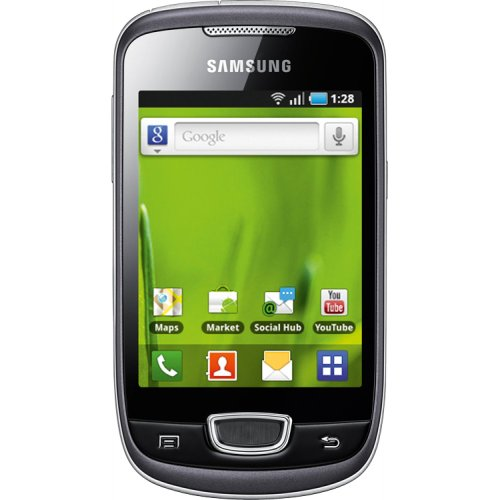 Samsung S5570 Galaxy Mini on O2 Pay As You Go with 10 airtime credit Black Friday & Cyber Monday 2014