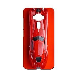 BLUEDIO Designer Printed Back case cover for Asus Zenfone 3 (ZE520KL) 5.2 Inch - G4464