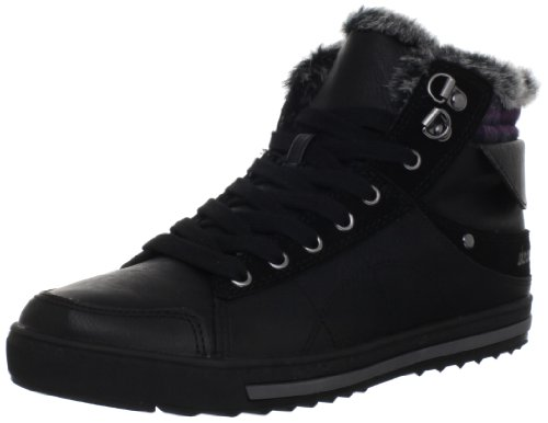 Skechers Kicks Coolest, Damen Sneakers, Schwarz (BLK), 36 EU (3 Damen UK)