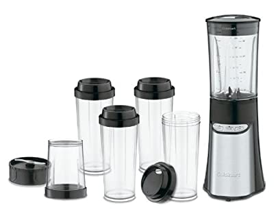 Cuisinart CPB-300 SmartPower 15-Piece Compact Portable Blending/Chopping System