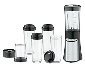 Cuisinart Blending/Chopping System CPB-300, 15-Piece, Black