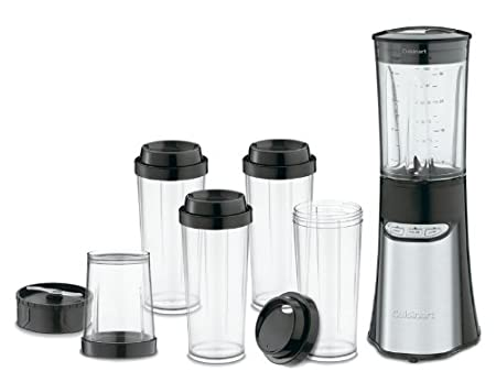 Cuisinart CPB-300 SmartPower 15-Piece Compact Portable Blending/Chopping System, $69.95