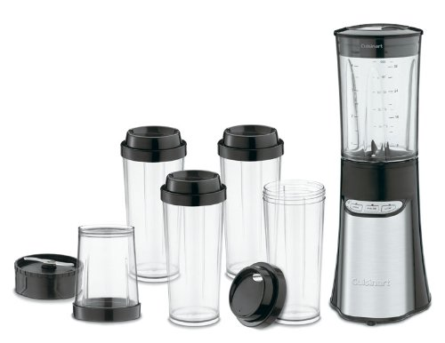 Cuisinart CPB-300 350 Watt BPA-Free Sleek Electronic Touchpad with LED Indicator Lights (Patented Blender compare prices)