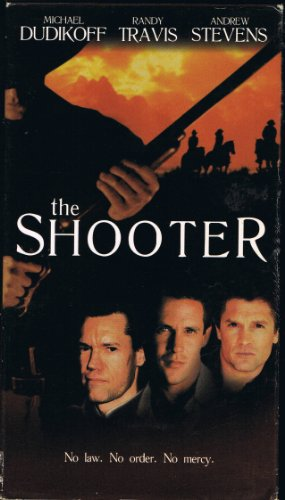 The Shooter [Vhs]