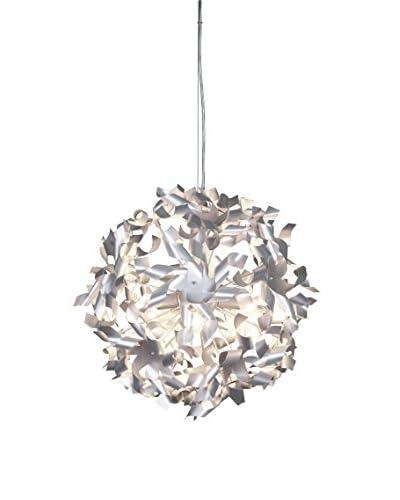Varaluz Pinwheel 3-Light Pendant, Aluminum