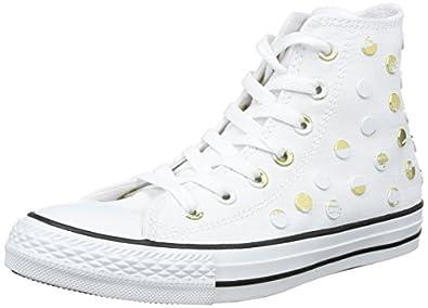 Converse CT AS High Shoe - White 547266C (UK3)