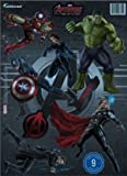 Marvel Avengers Group Fathead Teammate