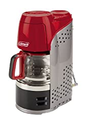 Coleman Portable Propane Coffeemaker made by Coleman