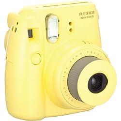 FUJIFILM Instax Mini 8 Film Camera (Yellow)